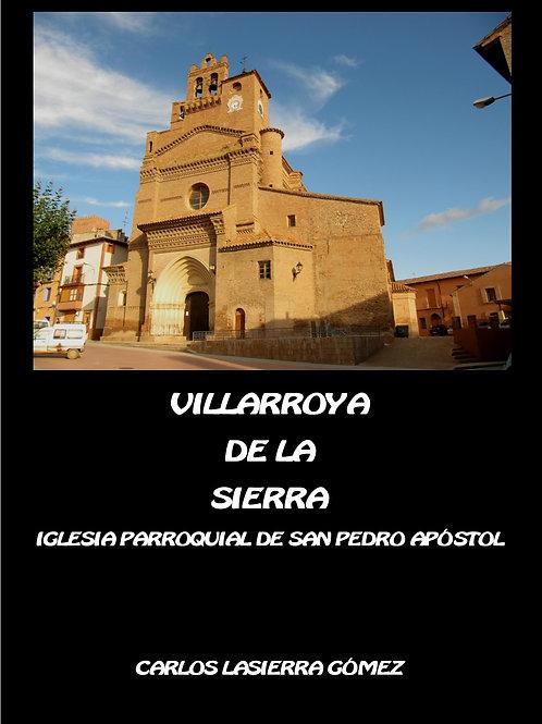 Villarroya de la Sierra. Iglesia de San Pedro