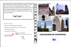 Las iglesias de Calatayud