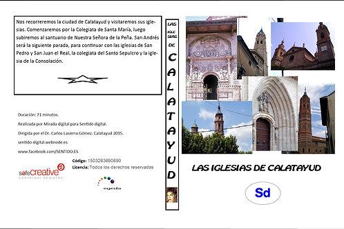 Las iglesias de Calatayud.