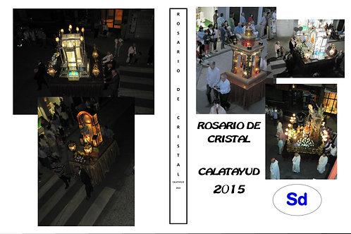 Rosario de cristal. Calatayud.2015