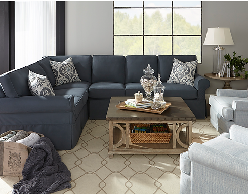 Rowe and Robin Bruce Sofa Collection