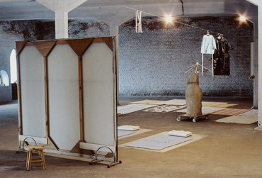 installation views Villa Doorsparen