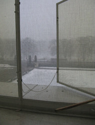 z.t. (view out of the window of the Russian museum)