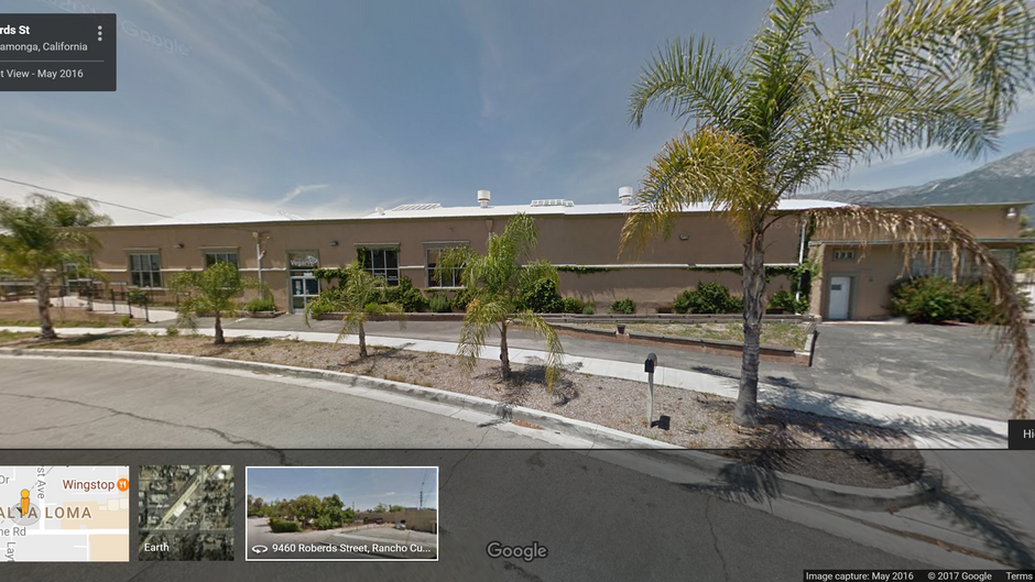 Southern California Commercial Warehouse