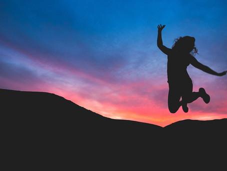 Etre Optimiste ! Parier sur l'avenir, avoir des pensées positives !