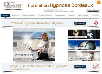 Formation Hypnose Thérapeutique