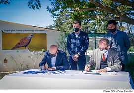 MOU Signing Photo