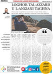 Torċa Front Page 28.03.21