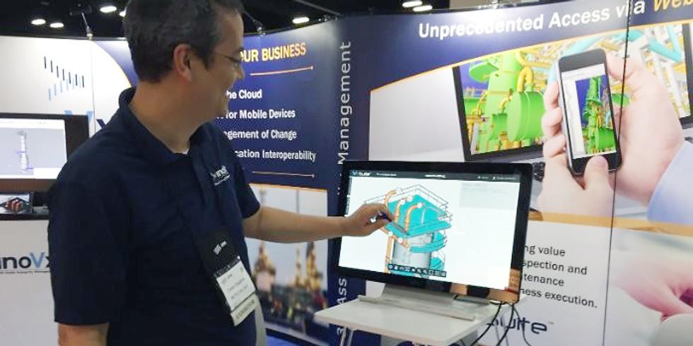 INOVX's V-Suite 3D BI at AFPM