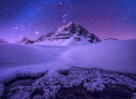 6 Tips to get Started with Astrophotography