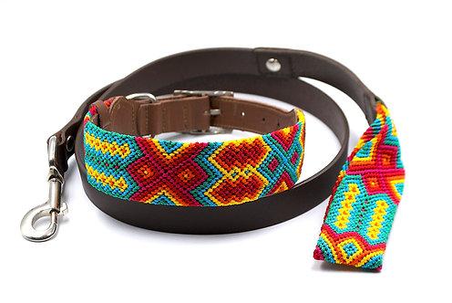 Collar & Lead Set / l