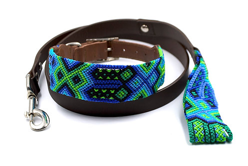 Collar & Lead Set / l