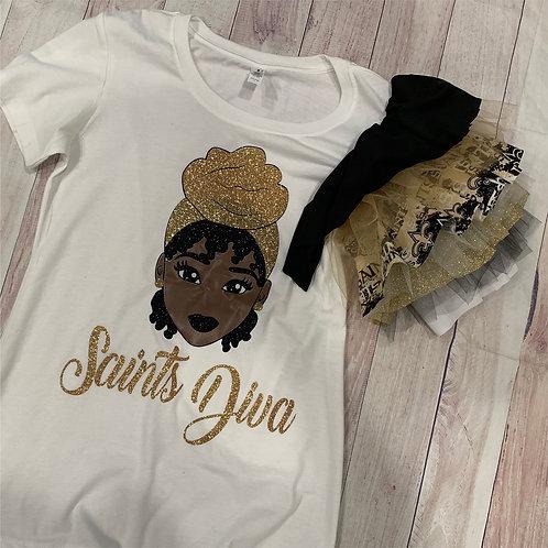 Saints Diva Shirt