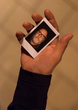 Olivier Bourget portrait dans la main-84
