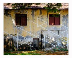 maison triangle 16x20