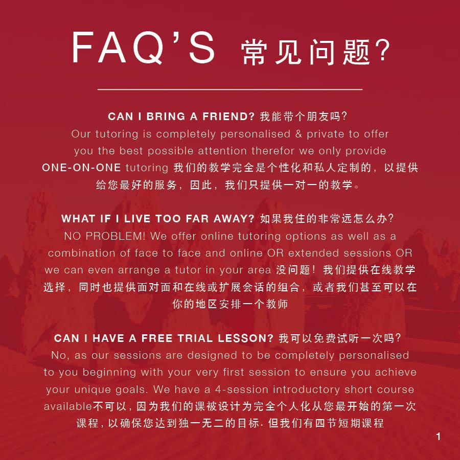 GET TO KNOW AUSTRALIA - FAQS 9
