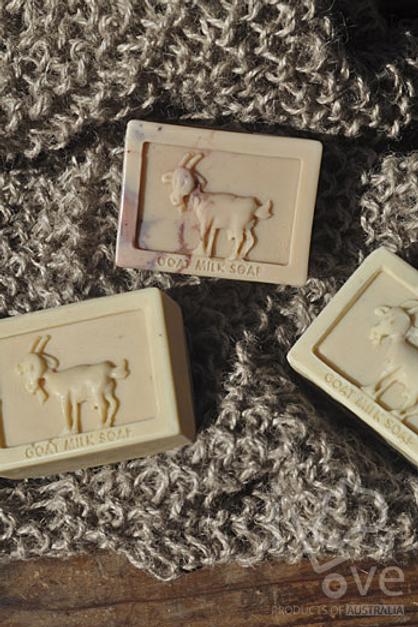 Soap Fresh Goat Milk | 'Liberer'