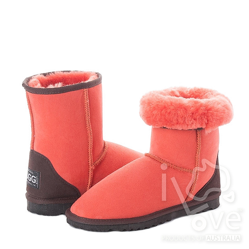 UGG Victoria Boot 2 Tone | Short