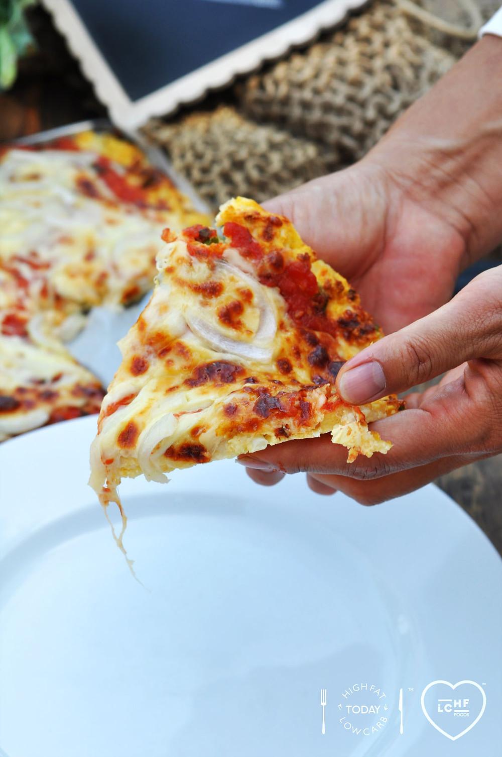 Perfect Slice of CYMAZZA