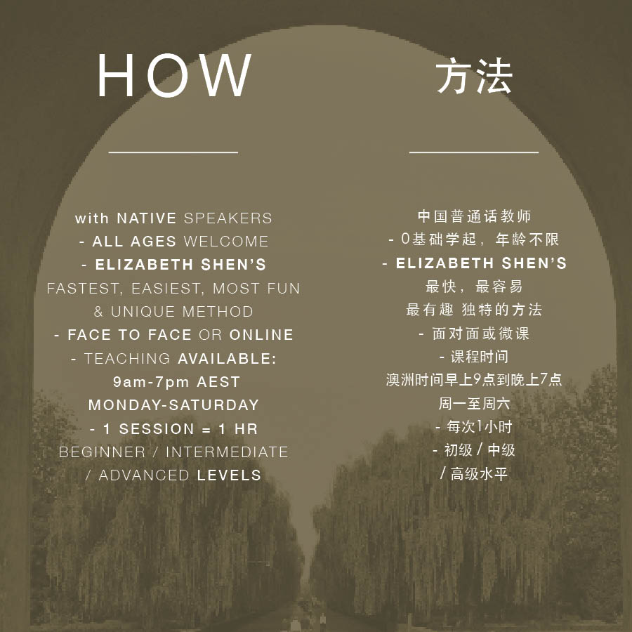GET TO KNOW CHINA - HOW 4