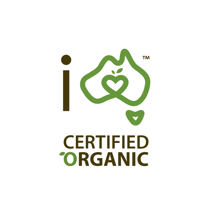 I Love Certified Organic Australia