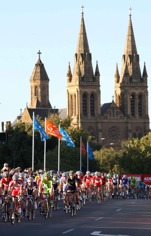 132050 Santos Tour Down, Adelaide, SA