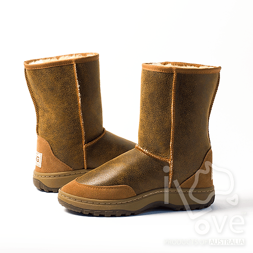 UGG Tasmania Boot Rugged Napa | Short