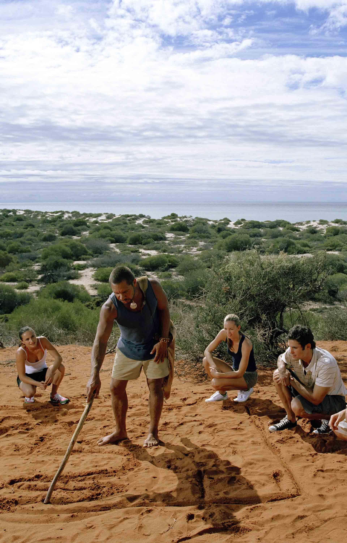 117452WA; Shark Bay