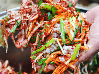 How to make the BEST Kimchi!