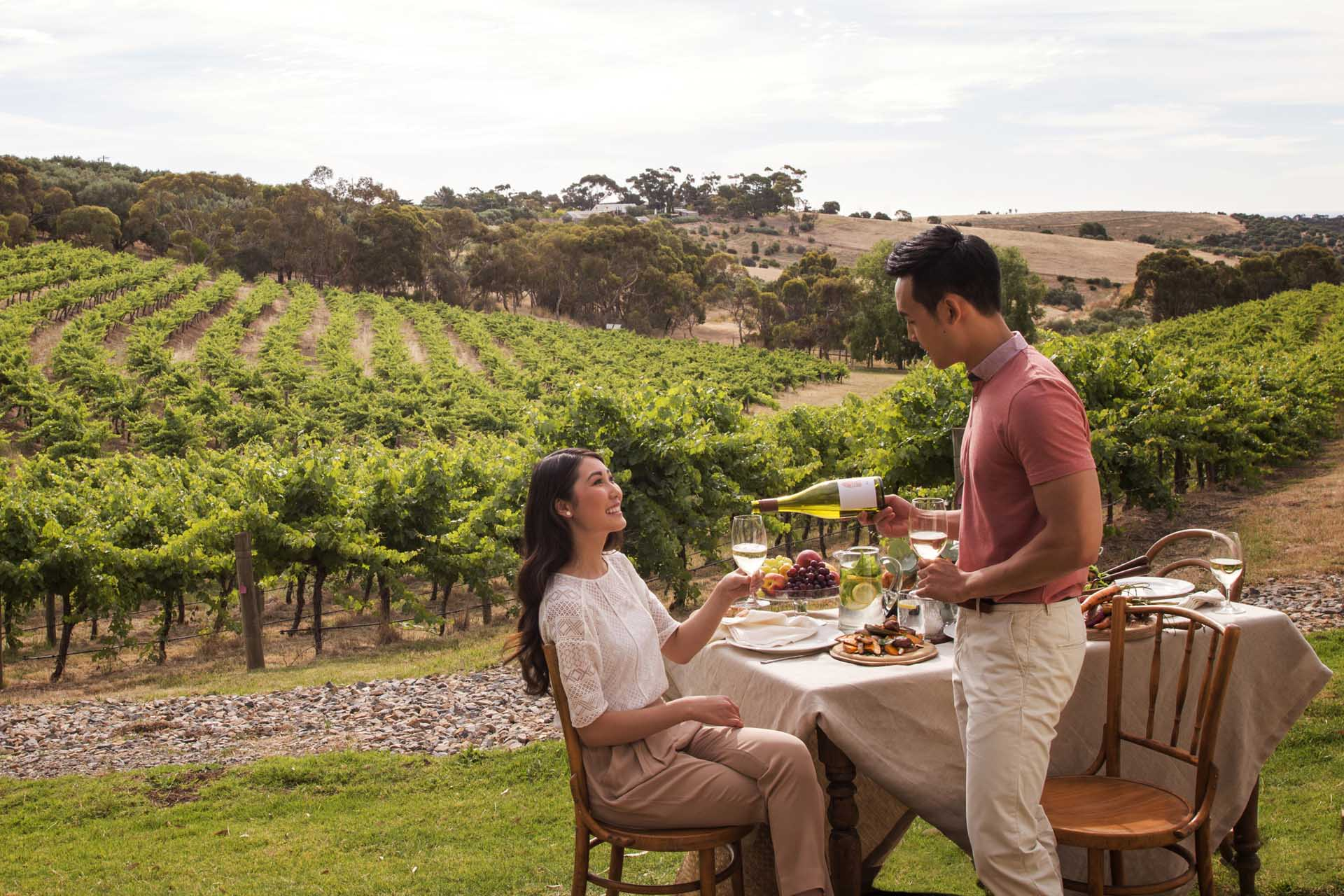130353 Chapel Hill Winery, McLaren Vale, SA