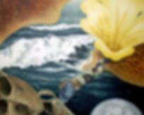 Ei-tempera schilderij