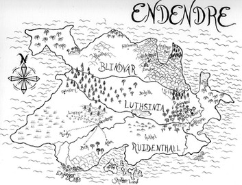Why E-book Fantasy Writers Should Include Maps