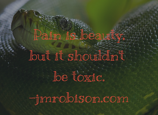 Pain Is Beauty, But It Shouldn't Be Toxic