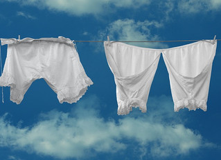 THE PANTSTER'S UNDERPANTS:| How To Write Like A Pantster | How Pantsters Do It | Why You Should
