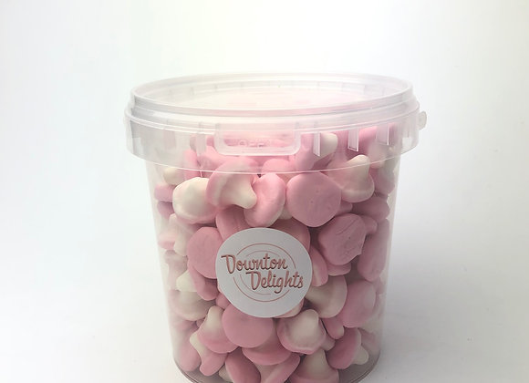 Pink Mushroom Bucket