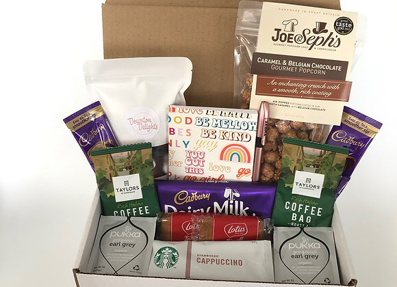 Work From Home Treat Box