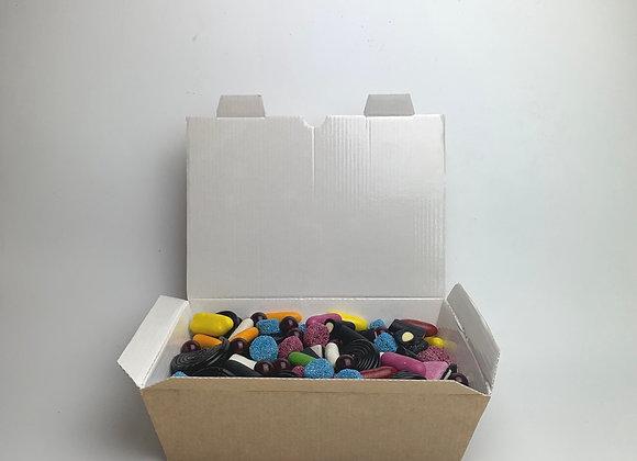 Large Liquorice Pic 'n' Mix Box