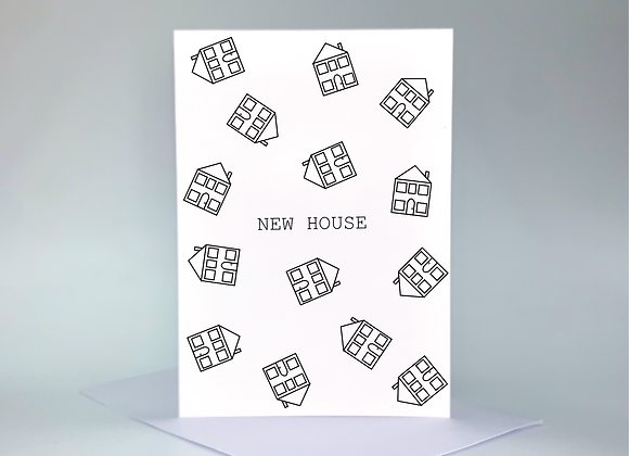 New House Card