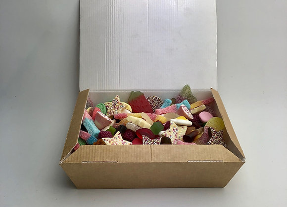 Mega Mix Box - Pic 'n' Mix, Fizzy and Chocolate