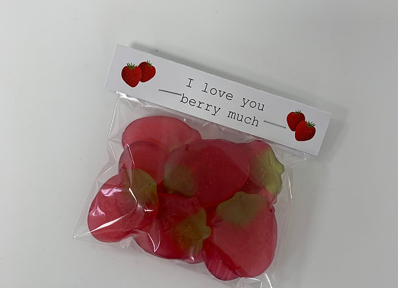 I Love You Berry Much- Say Something Sweet Bags V, VE, DF