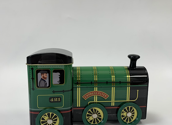 Train Vanilla Fudge Gift Tin
