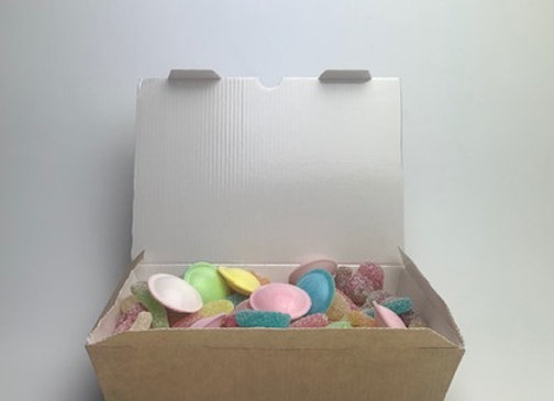 Large Dairy Free Fizzy Pic 'n' Mix Box