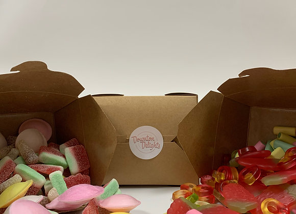 Build Your Box - Pick Your 3 Favourite Sweets