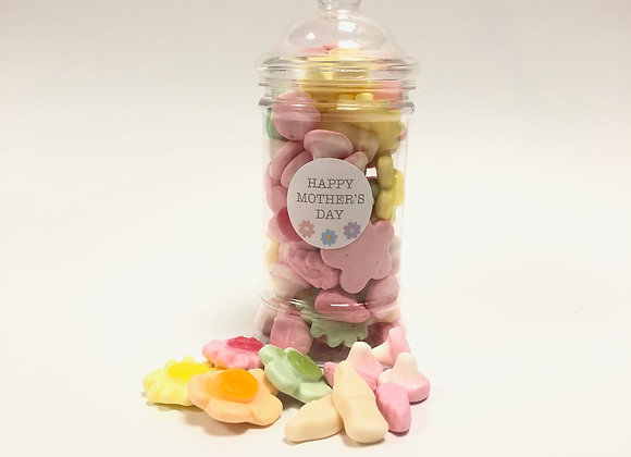 Mothers Day Gluten Free and Dairy Free Sweet Jar