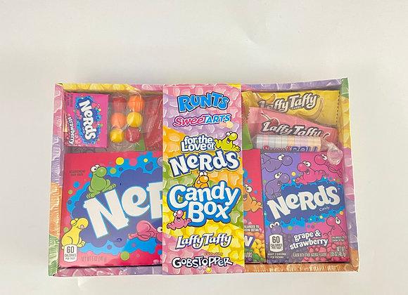 NERDS American Sweet Box