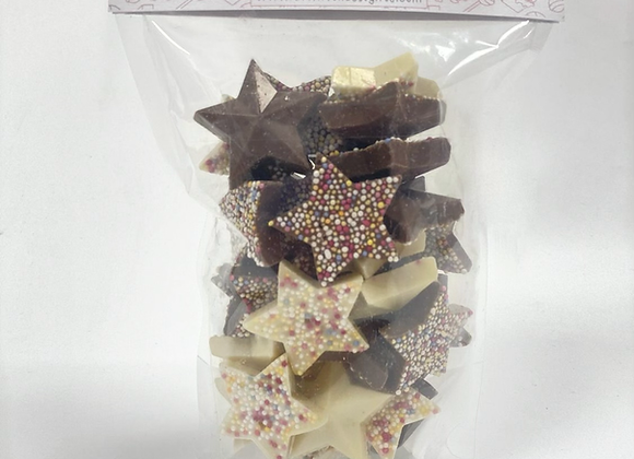 Chocolate Star Bag