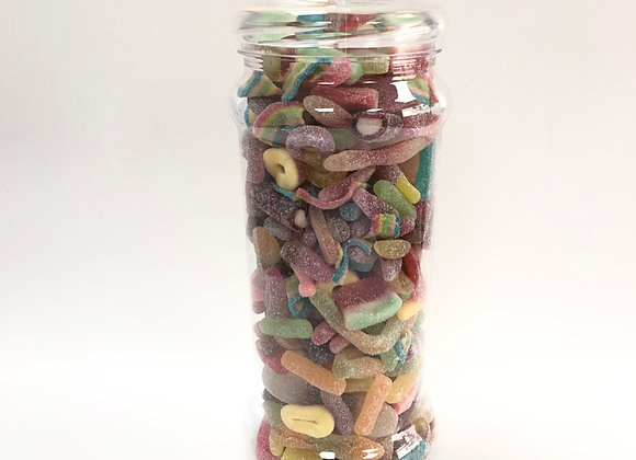 Fizzy Pic n Mix Large Jar