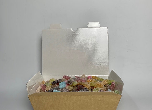 Large Sour/Fizzy Pic 'n' Mix Box
