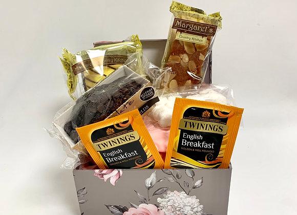Tea and Cake Box