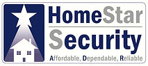 Home Star Security Logo, CCTV  Intruder Alarms